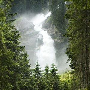 Tyrolean Folksong Der Wasserfall cover art