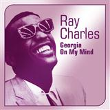 Ray Charles Georgia On My Mind (arr. Ken Berg) cover art