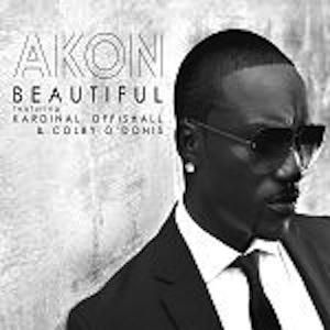 Akon Beautiful (feat. Colby O'Donis & Kardinal Offishall) cover art