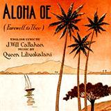 Aloha Oe Bladmuziek
