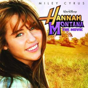 Miley Cyrus The Climb cover art