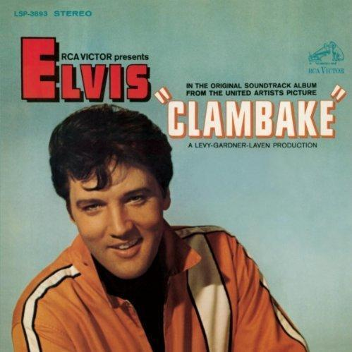 Elvis Presley Big Boss Man cover art