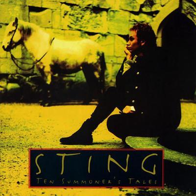 Sting Fields Of Gold (arr. Deke Sharon) cover art