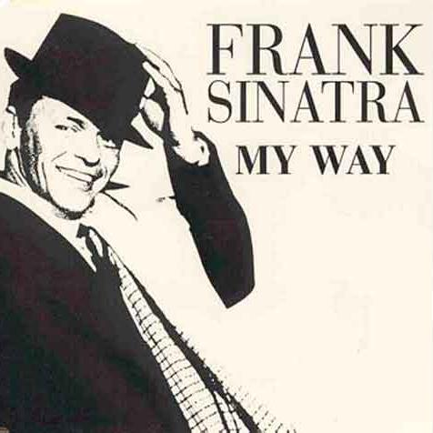 Frank Sinatra My Way cover art