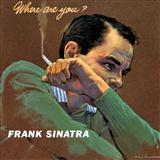 Frank Sinatra Where Are You l'art de couverture