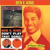 Ben E. King Stand By Me (arr. Roger Emerson) l'art de couverture