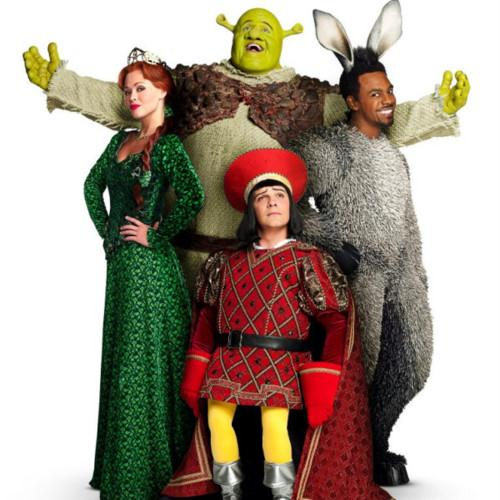 Shrek The Musical I Know It's Today cover art
