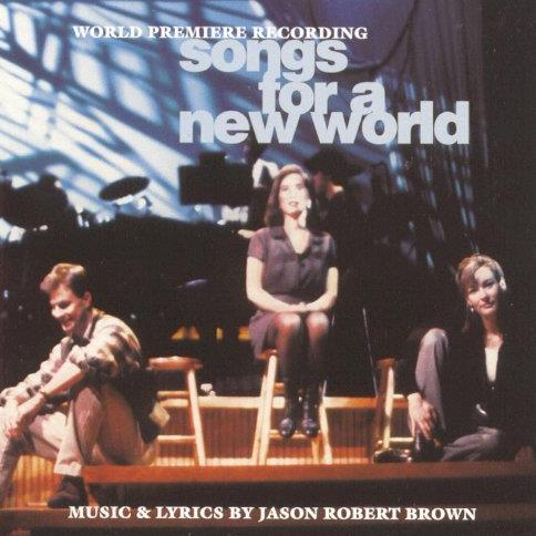 Jason Robert Brown King Of The World cover art