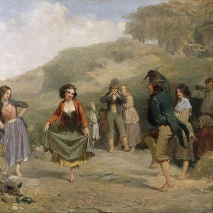 J.L. Molloy Kerry Dance cover art