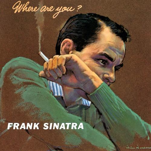 Frank Sinatra Where Are You cover art