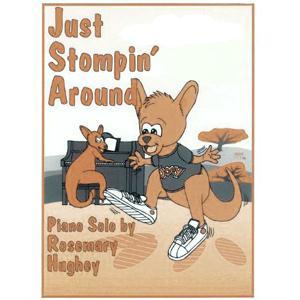 Rosemary Hughey Just Stompin' Around cover art