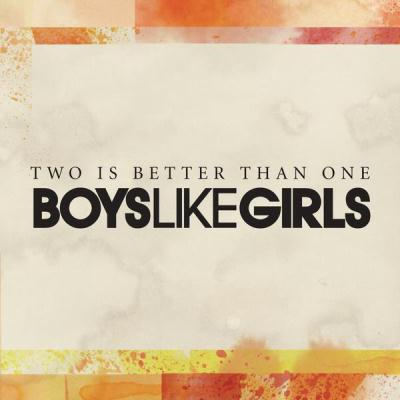 Boys Like Girls Two Is Better Than One (feat. Taylor Swift) cover art