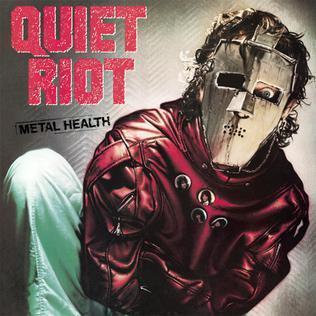 Quiet Riot (Bang Your Head) Metal Health cover art