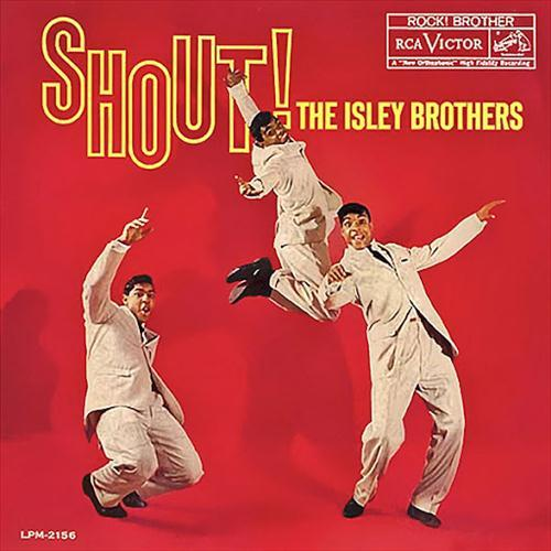The Isley Brothers Shout cover art