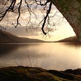 Scottish Folksong Loch Lomond cover kunst