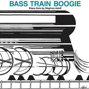 Stephen Adoff Bass Train Boogie cover art