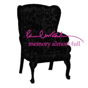 Paul McCartney Dance Tonight cover art