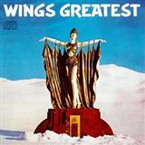Paul McCartney & Wings My Love l'art de couverture