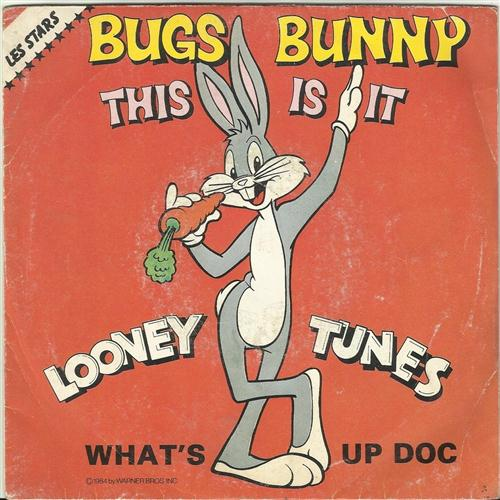 The Bugs Bunny Show This Is It cover art
