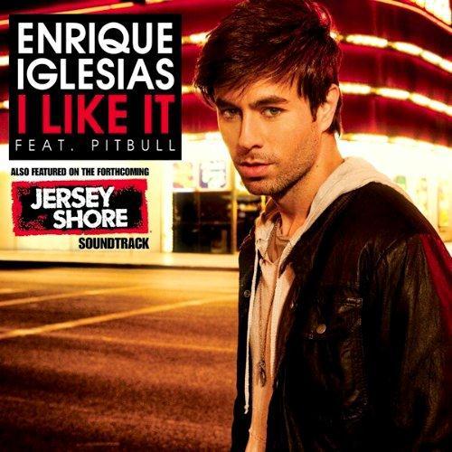 Enrique Iglesias I Like It (feat. Pitbull) cover art
