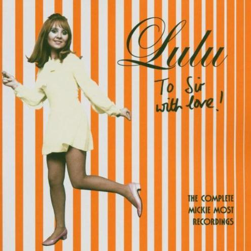 Lulu To Sir, With Love cover art