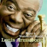 Louis Armstrong - What A Wonderful World (arr. Mark Hayes)