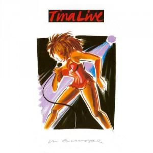 Tina Turner River Deep - Mountain High cover art