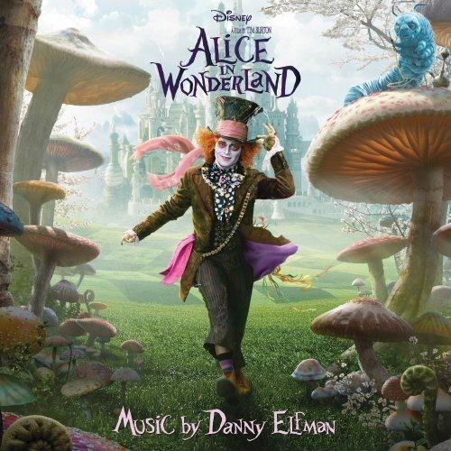 Danny Elfman Alice's Theme cover art