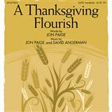 A Thanksgiving Flourish