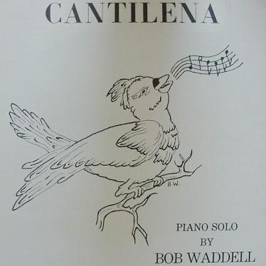 Bob Waddell Cantilena cover art