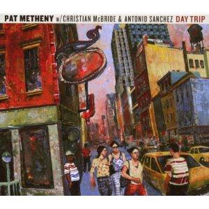Pat Metheny Son Of Thirteen cover art