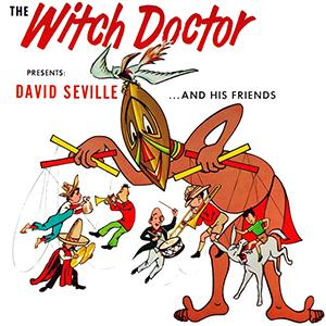 Ross Bagdasarian Witch Doctor cover art