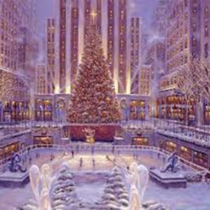 Luke Brown The Night Before Christmas cover art
