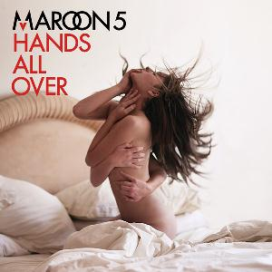 Maroon 5 featuring Christina Aguilera Moves Like Jagger cover art
