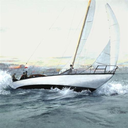 Bahaman Sea Chanty Nassau Bound cover art
