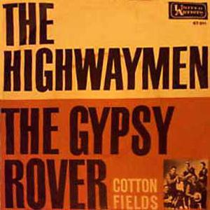 Traditional Ballad The Gypsy Rover cover art