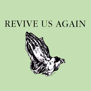William P. MacKay Revive Us Again cover art