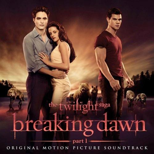 Carter Burwell The Twilight Saga: Breaking Dawn Part 1 - Piano Solo Collection cover art