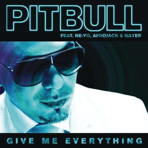 Pitbull Give Me Everything (Tonight) (feat. Ne-Yo) cover art
