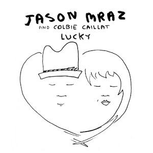 Jason Mraz & Colbie Caillat Lucky cover art