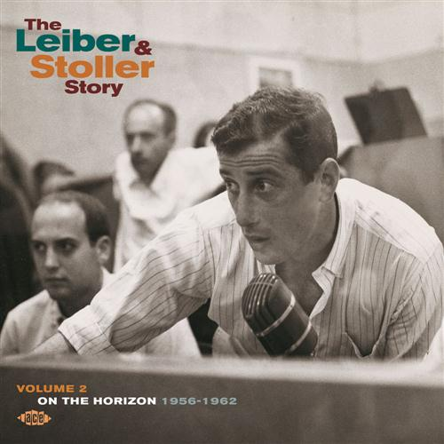 Leiber & Stoller Love Me cover art