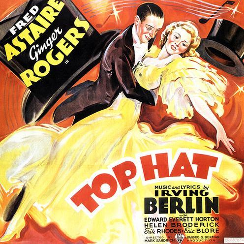 Irving Berlin Cheek To Cheek cover art