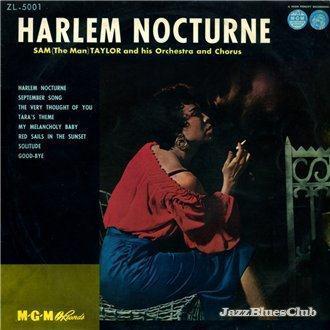 Dick Rogers Harlem Nocturne cover art