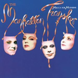 Manhattan Transfer A Nightingale Sang In Berkeley Square cover art