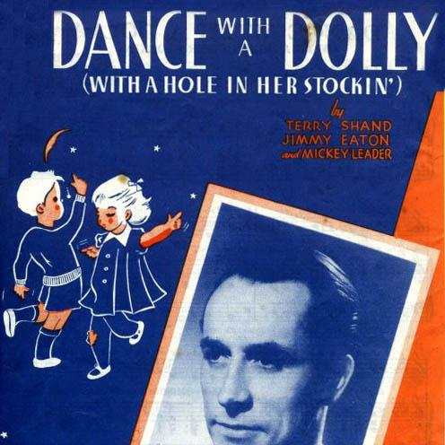 Jimmy Eaton Dance With A Dolly (With A Hole In Her Stockin') cover art