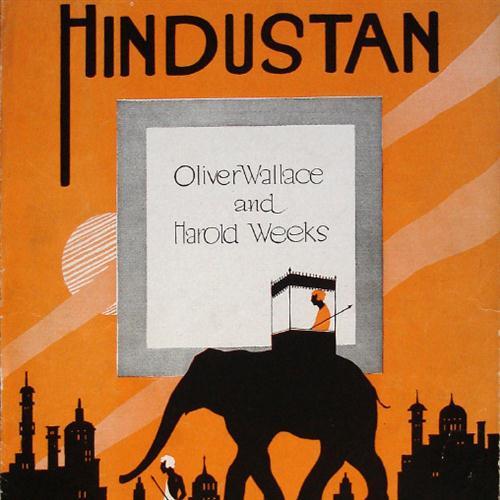 Harold Weeks Hindustan cover art