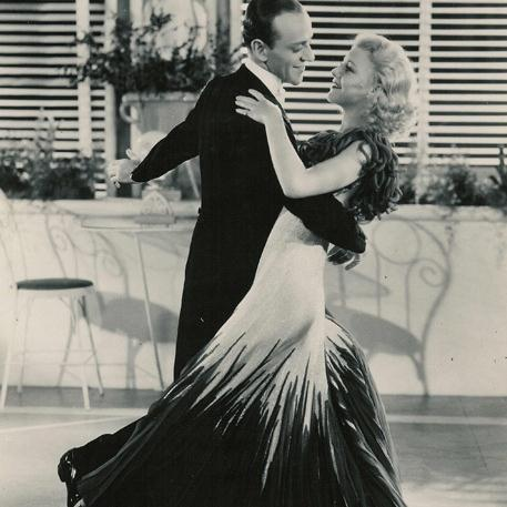 Fred Astaire & Ginger Rogers The Darktown Strutters' Ball cover art