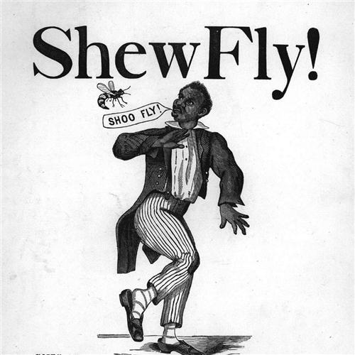 Billy Reeves Shoo Fly, Don't Bother Me cover art