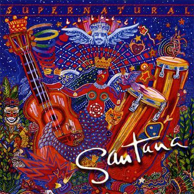 Santana featuring Rob Thomas Smooth cover art