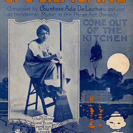 Countess Ada De Lachau Li'l Liza Jane (Go Li'l Liza) cover art